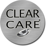 Clear Care Solution - One step solution for cleaning and disinfecting. Convenient and highly effective system for simultan.